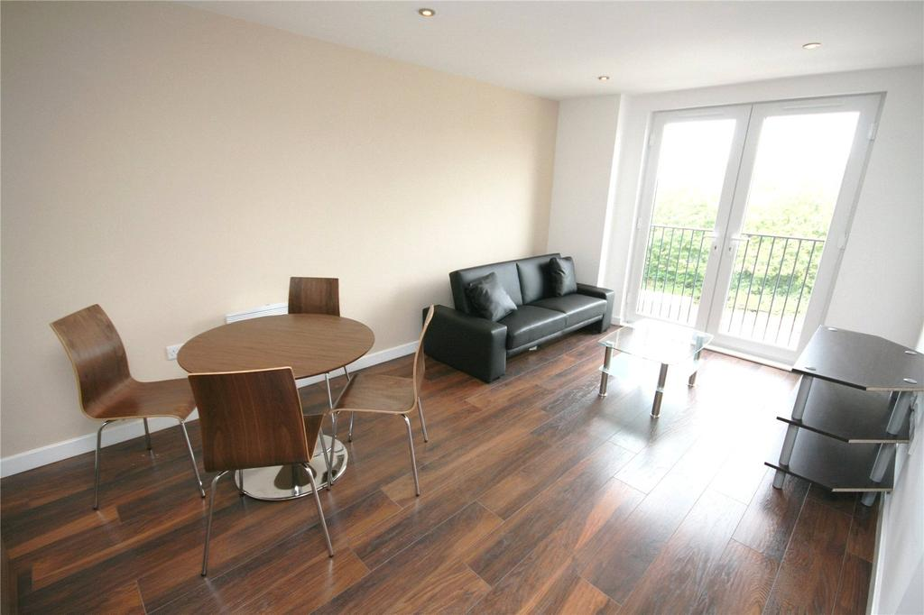 2 Bedrooms Flat for sale in ALTO Block C, Sillivan Way, Salford, M3