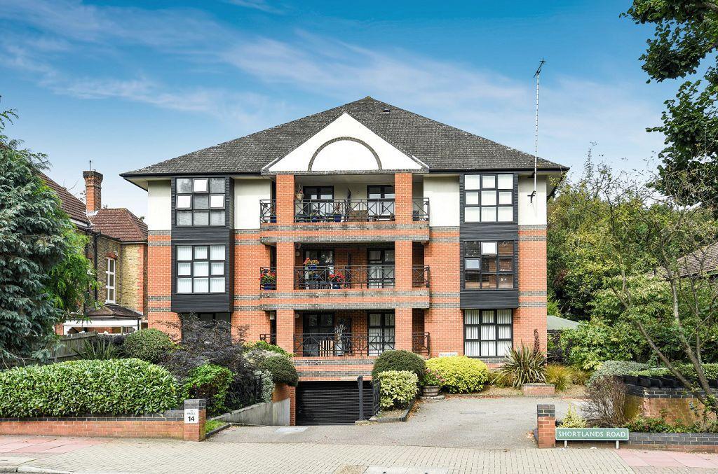 2 Bedrooms Flat for sale in Shortlands Road, Shortlands, Bromley, Kent, BR2 0JD