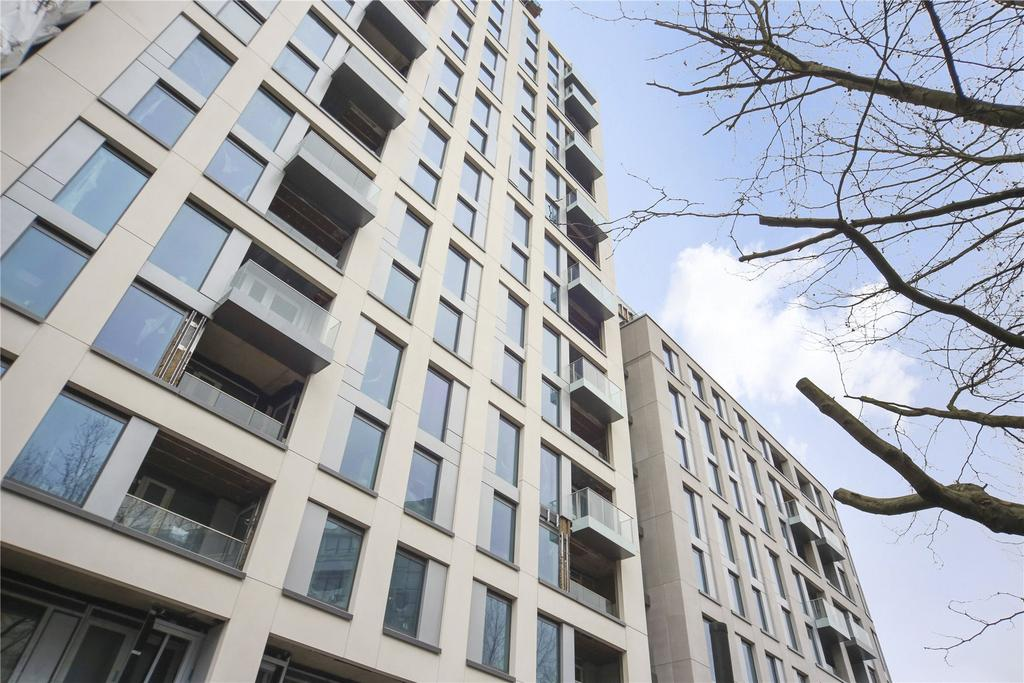 3 Bedrooms Flat for sale in Marquis House, Sovereign Court, Glenthorne Road, W6