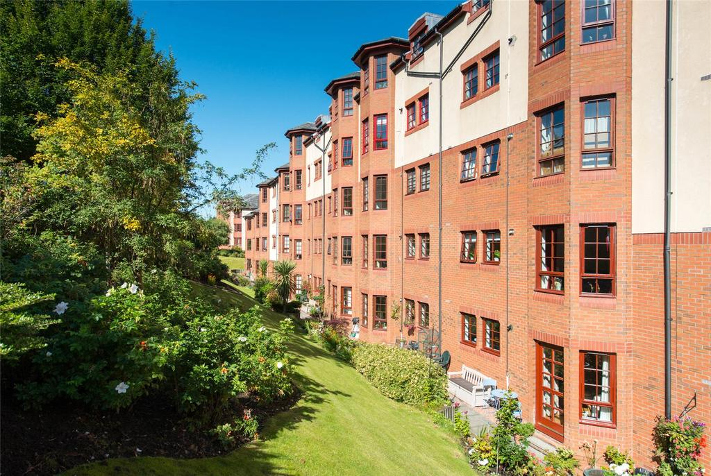 2 Bedrooms Apartment Flat for sale in Orchard Brae Avenue, Edinburgh, Midlothian
