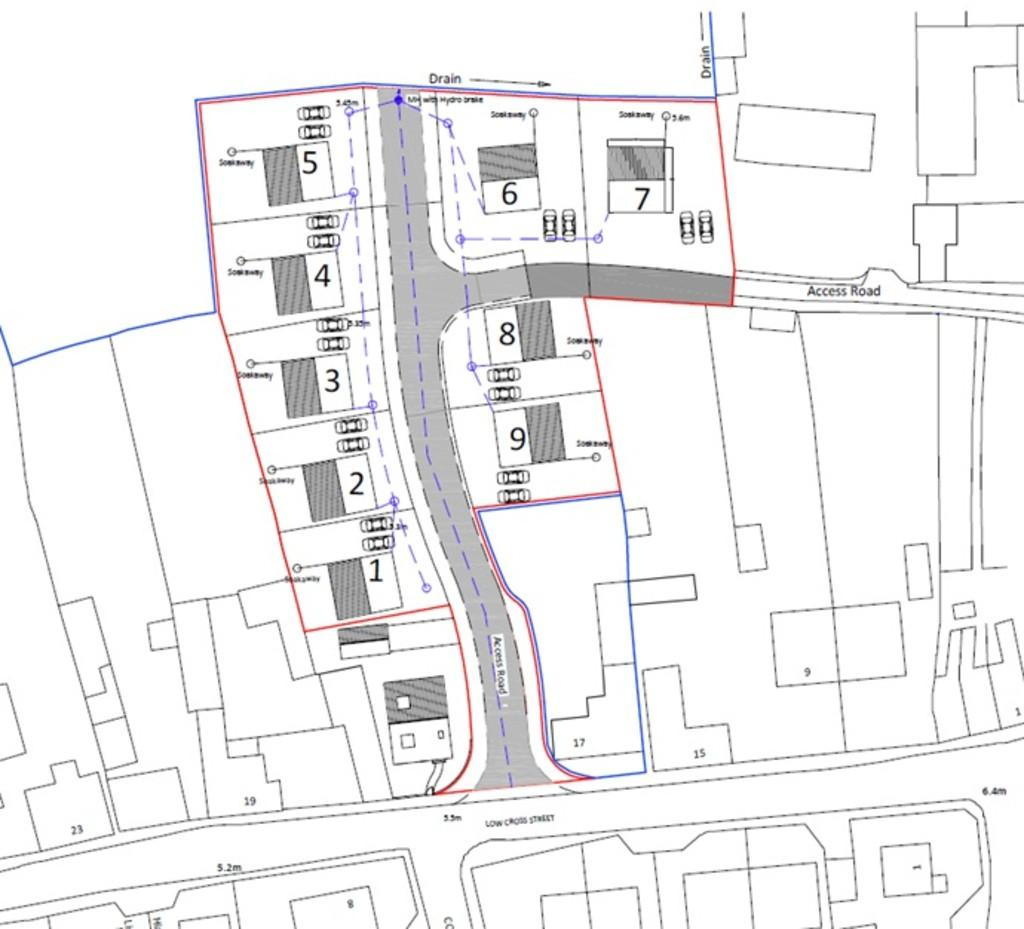 Residential Development Commercial for sale in Residential Development Site