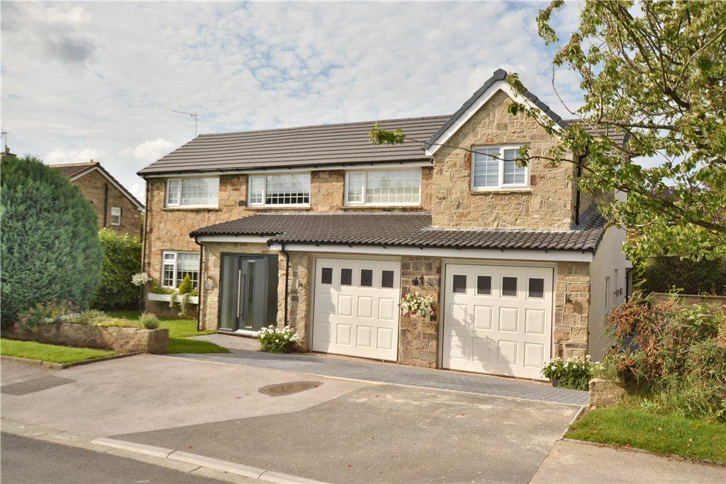 3 Bedrooms Detached House for sale in Albans Close, Bardsey, Leeds, West Yorkshire