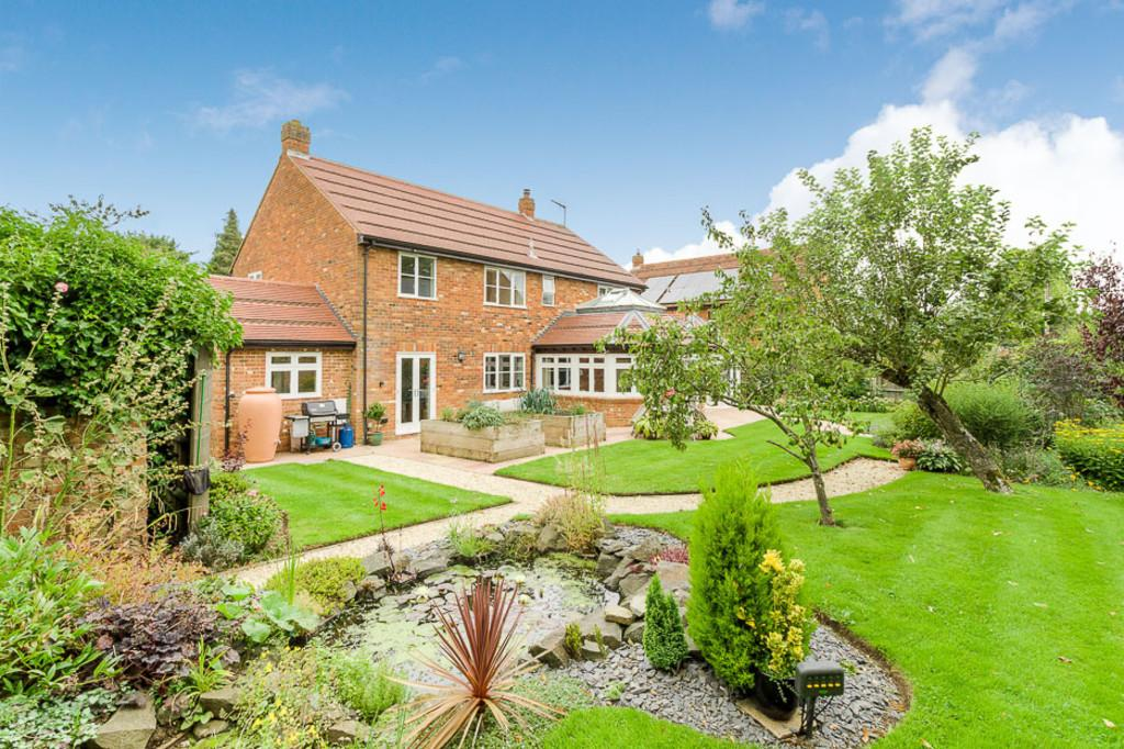 5 Bedrooms Detached House for sale in Church Lane, Mursley