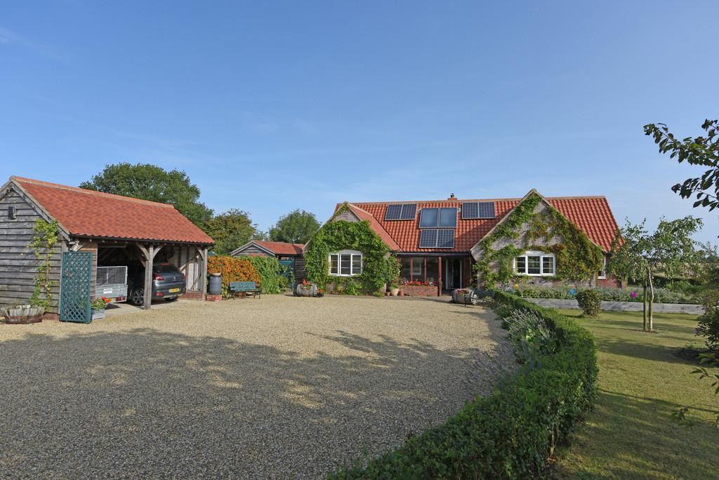 3 Bedrooms Cottage House for sale in Peasenhall, Nr Framlingham, Suffolk