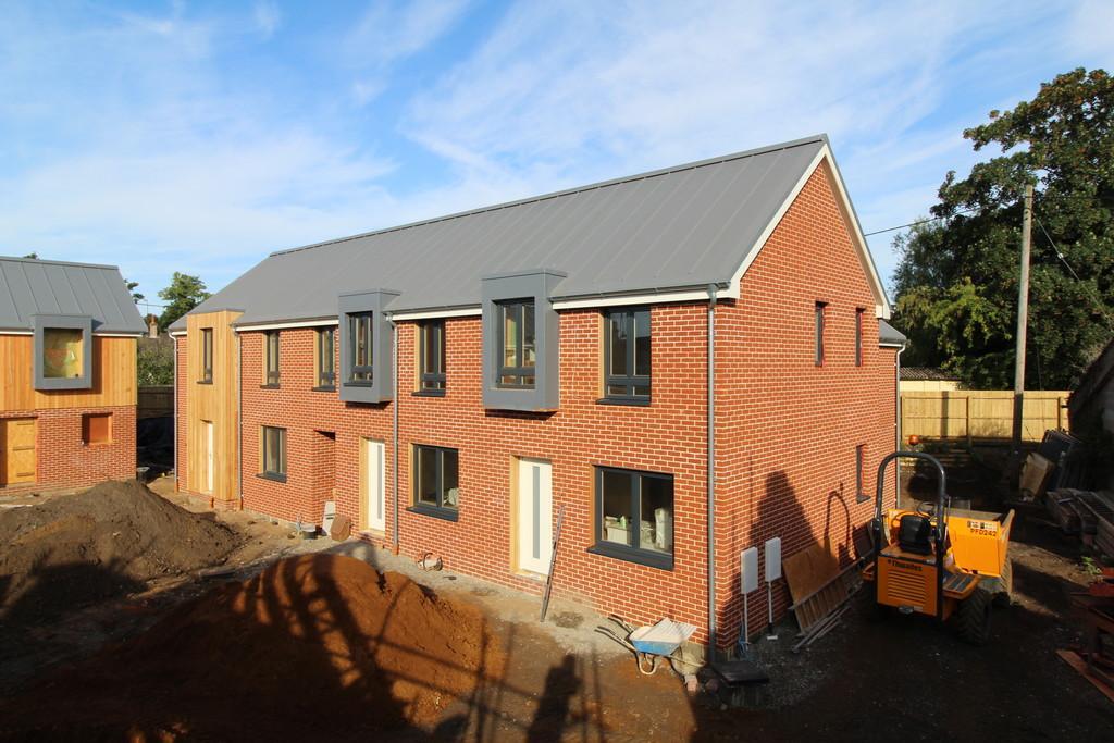 2 Bedrooms End Of Terrace House for sale in Melton, Nr Woodbridge, Suffolk