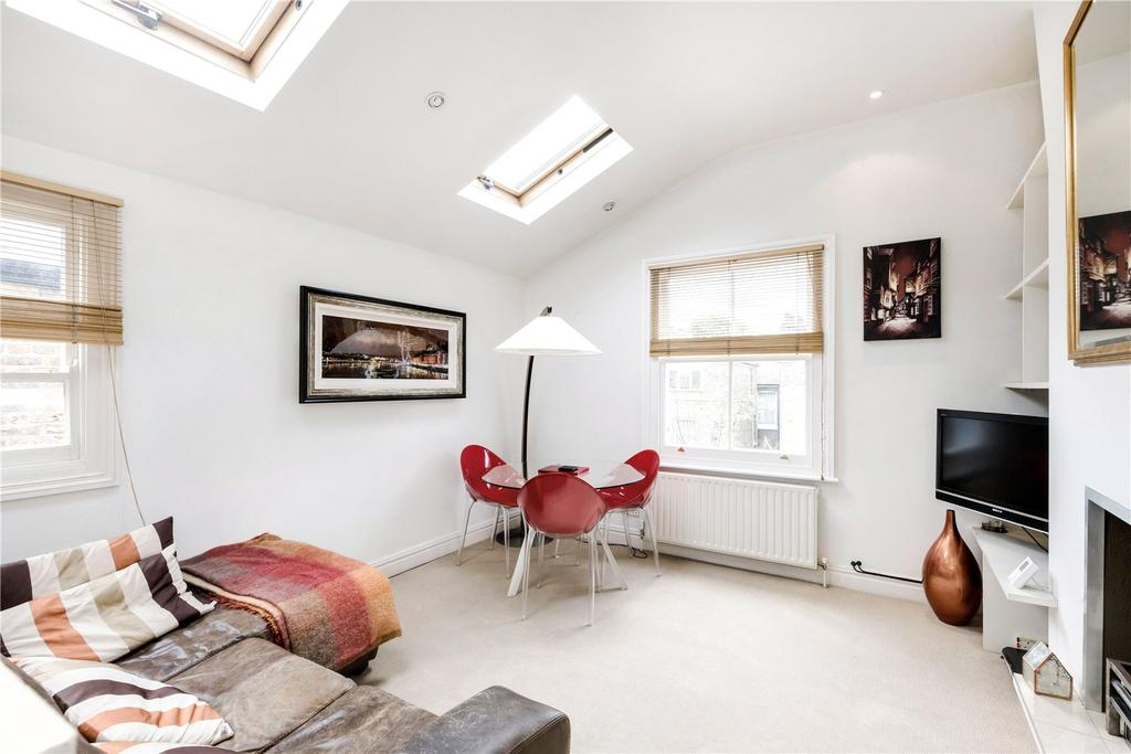 2 Bedrooms Flat for sale in Acfold Road, Fulham, London, SW6
