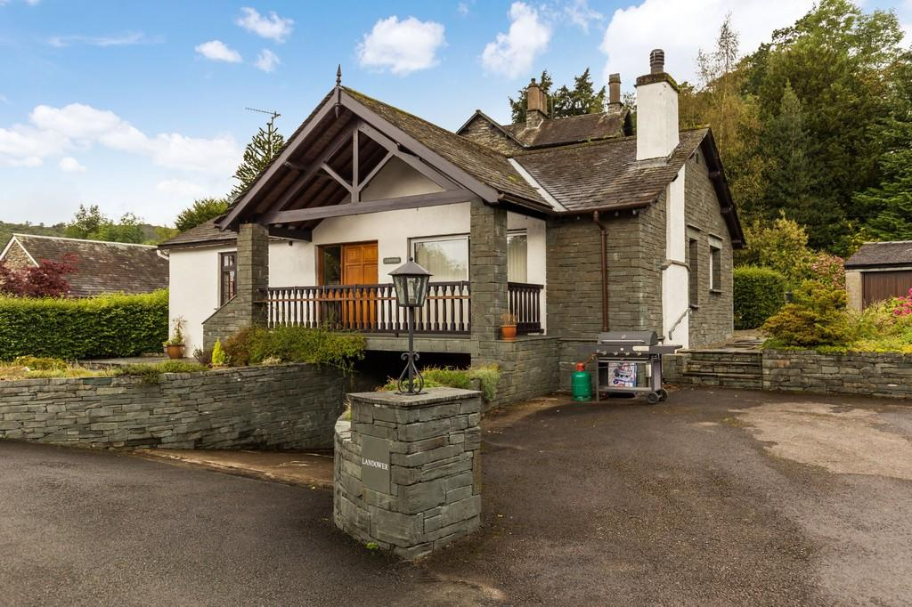 3 Bedrooms Detached Bungalow for sale in Landower, Rydal Road, Ambleside, Cumbria LA22 9AY