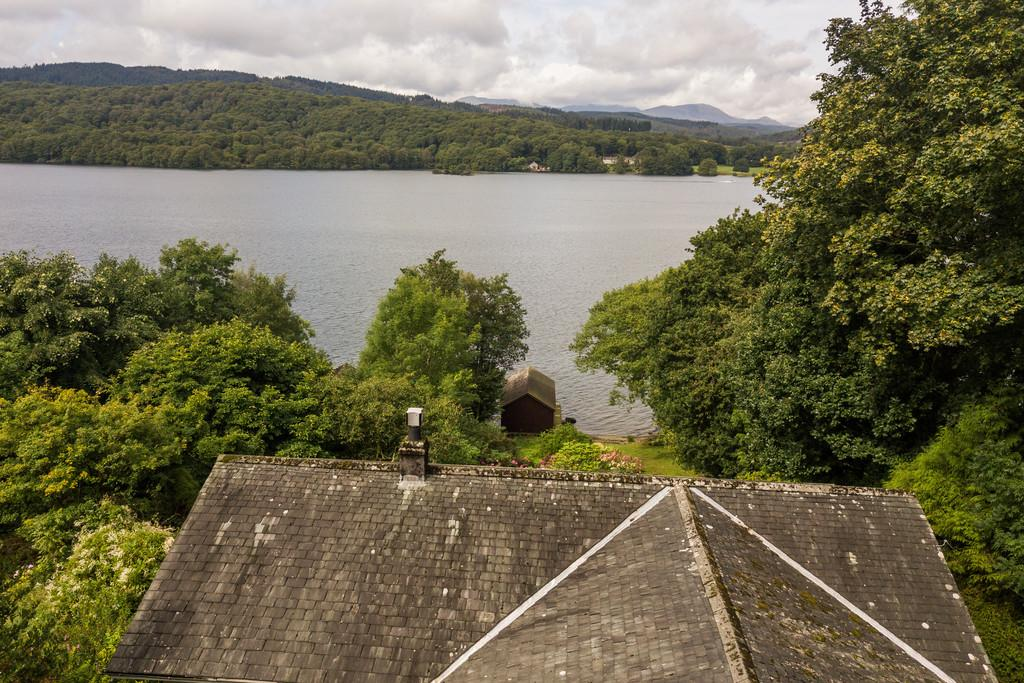 View to Lake Windermere