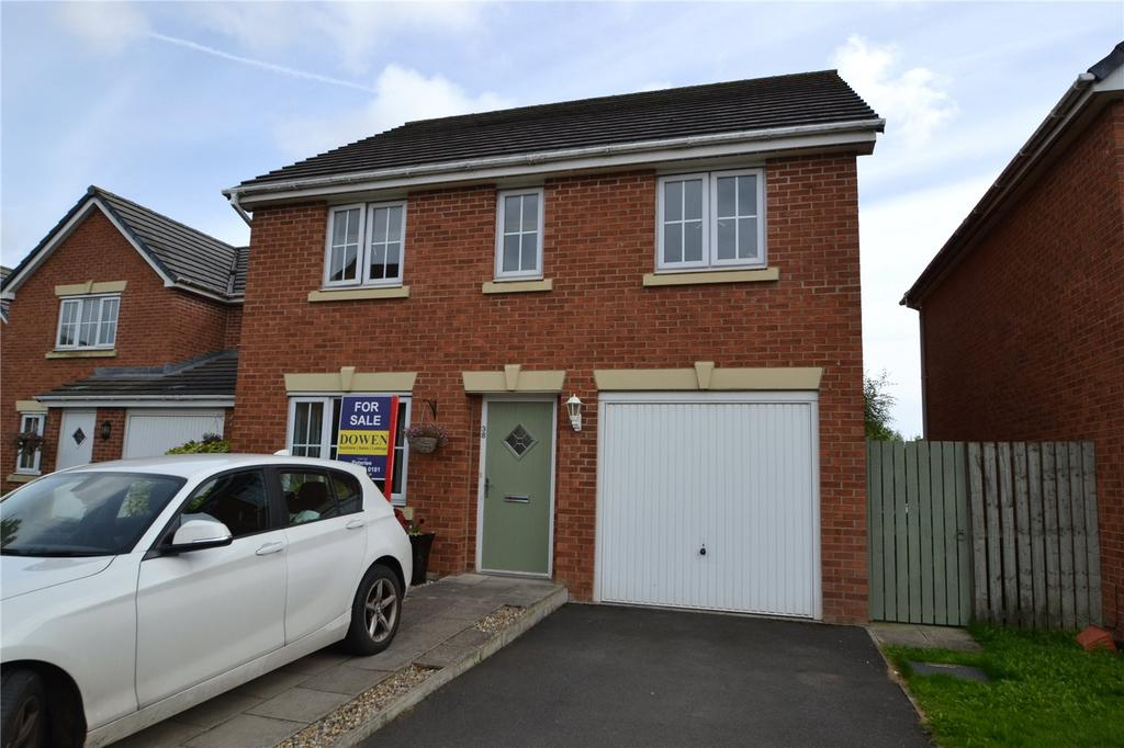 4 Bedrooms Detached House for sale in Chillerton Way, Wingate, Co.Durham, TS28