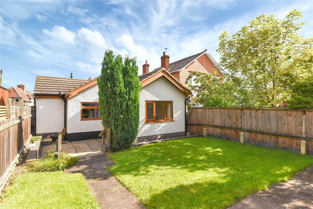 2 Bedrooms Detached Bungalow for sale in New Walk, Shepshed, Loughborough