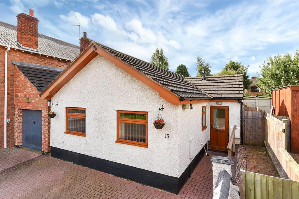 2 Bedrooms Detached Bungalow for sale in New Walks, Shepshed, Loughborough