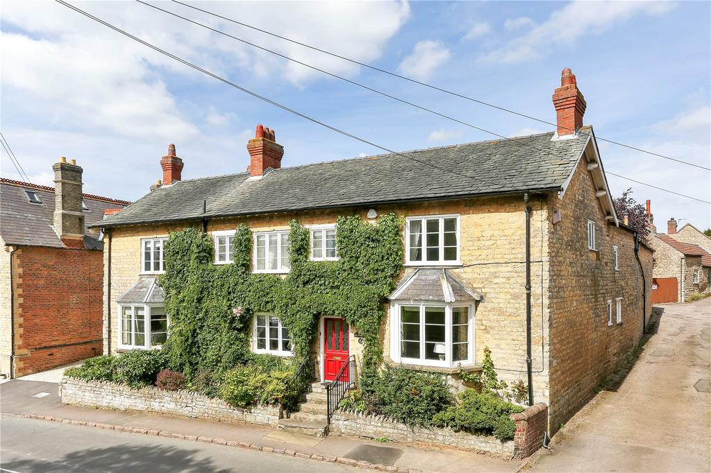 6 Bedrooms Detached House for sale in High Street, Waltham On The Wolds, Melton Mowbray