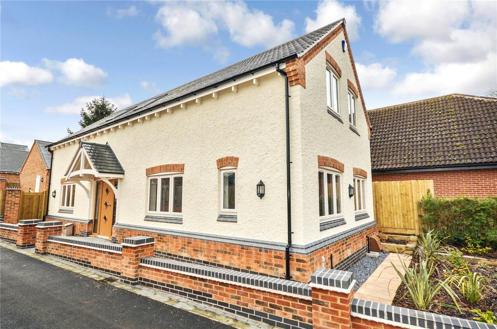 3 Bedrooms Detached House for sale in Ashby Road, Long Whatton, Loughborough