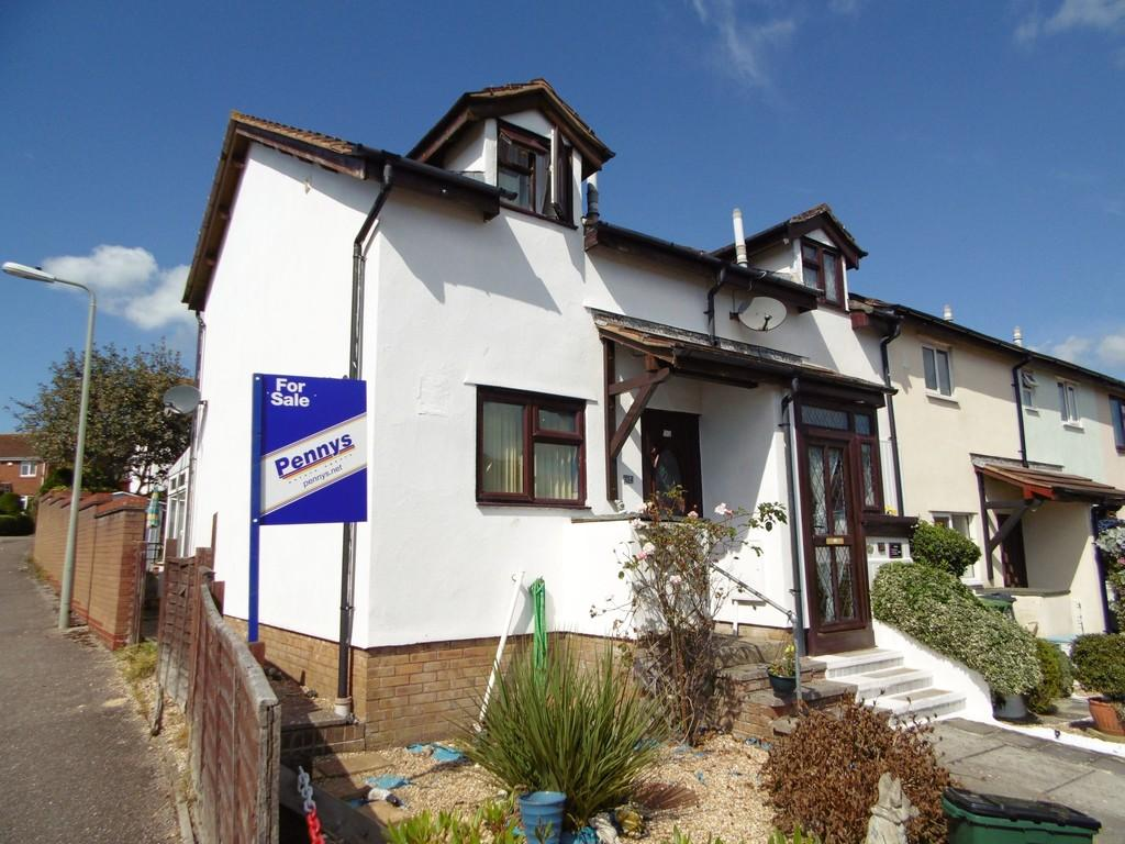 1 Bedroom End Of Terrace House for sale in Burnham Close, Seaton