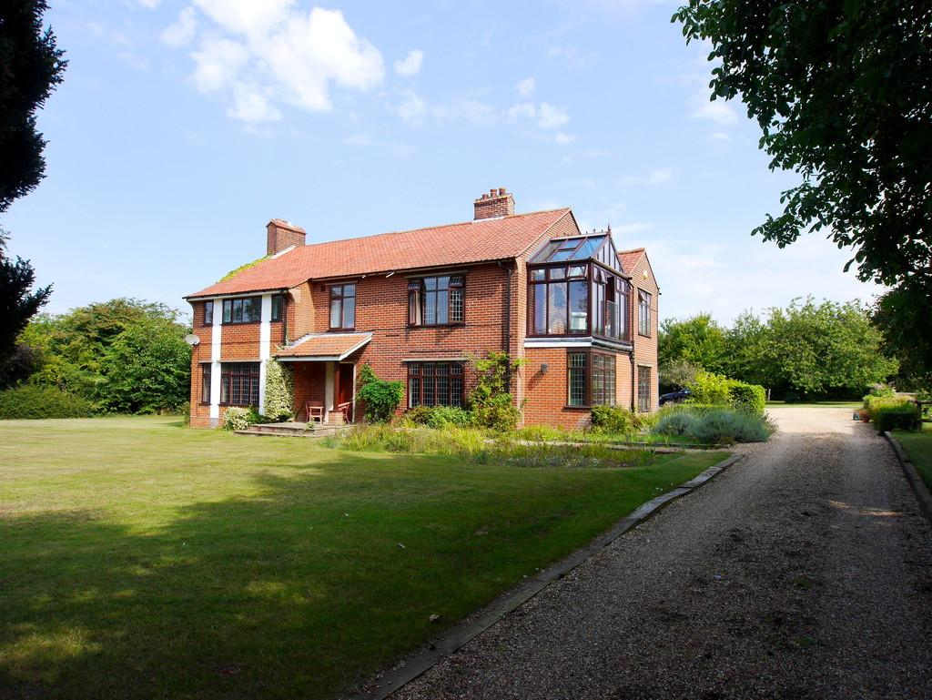 5 Bedrooms Detached House for sale in French's Hill, Pond Hall Road, Hadleigh, Ipswich, Suffolk, IP7 5PQ