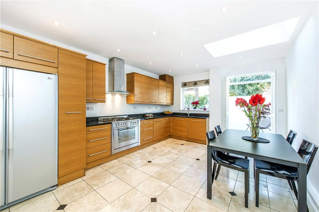 3 Bedrooms House for sale in Mendora Road, London, SW6