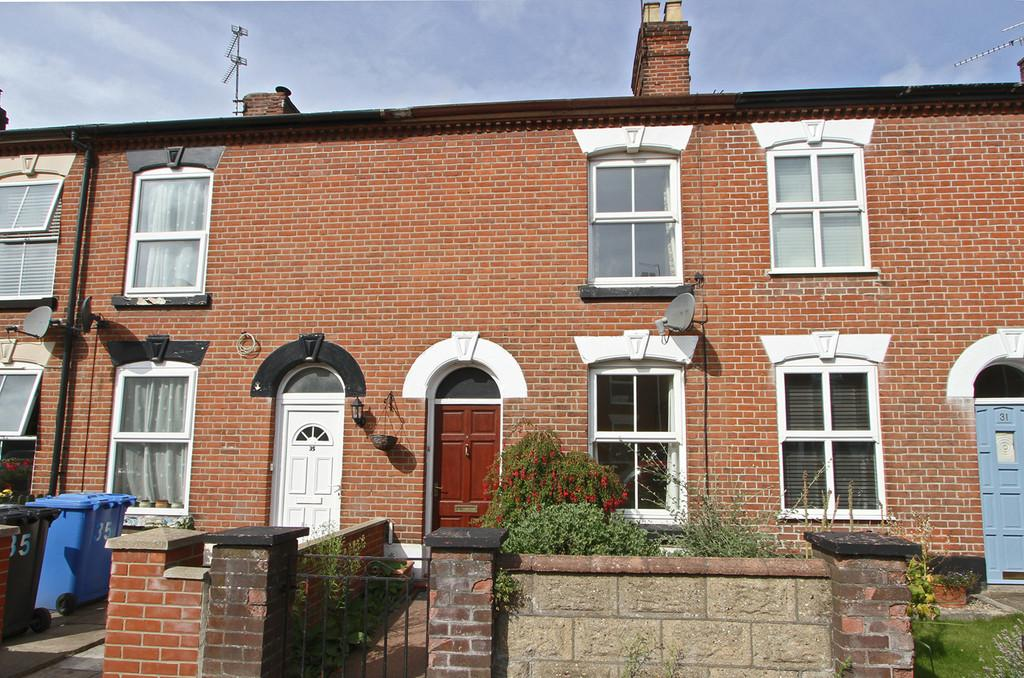 3 Bedrooms Terraced House for sale in Carshalton Road, Norwich