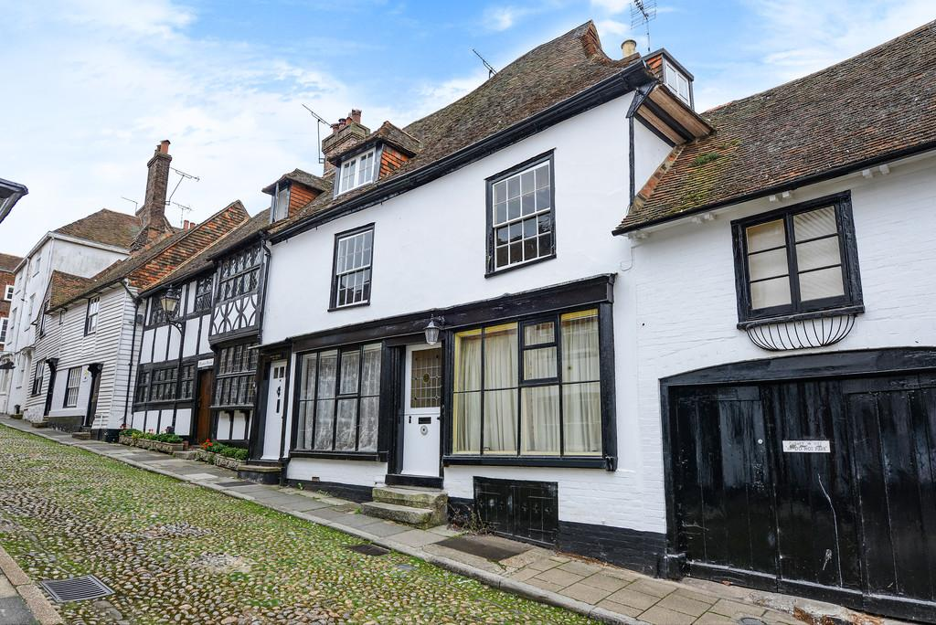 3 Bedrooms Terraced House for rent in 16 West Street, Rye, East Sussex TN31 7ES