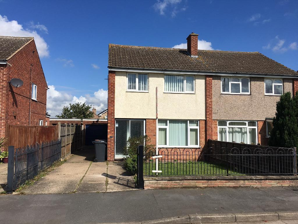 3 Bedrooms Semi Detached House for sale in Grange Drive Melton Mowbray