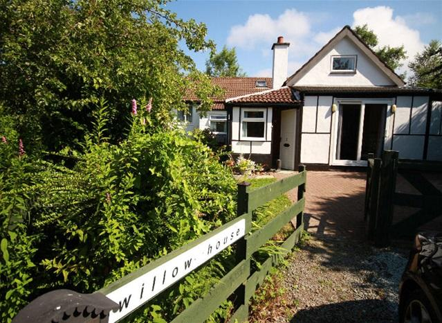 3 Bedrooms Detached House for sale in Willow House, Ardfern, by Lochgilphead