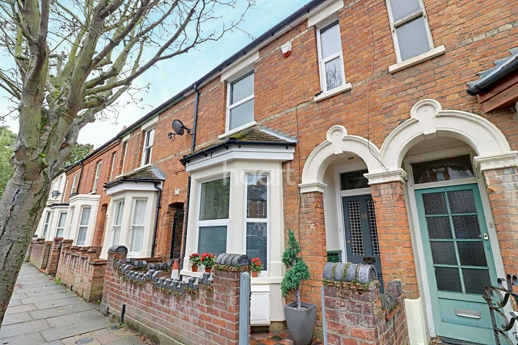 4 Bedrooms Terraced House for sale in Close To The Embankment, Bedford