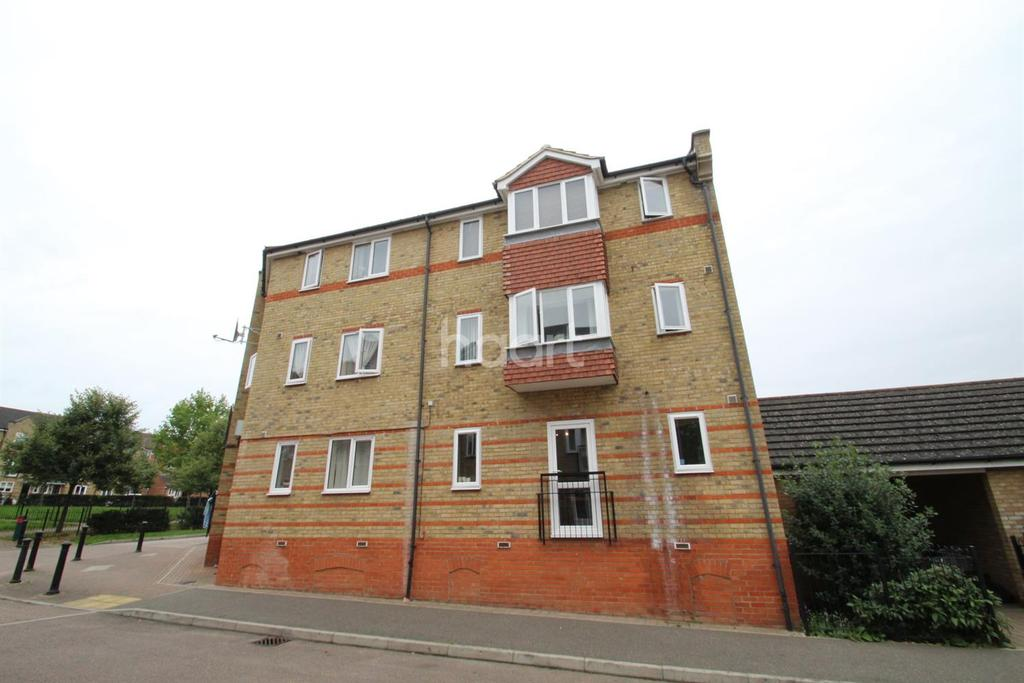 2 Bedrooms Flat for sale in Parkinson Drive, Chelmsford