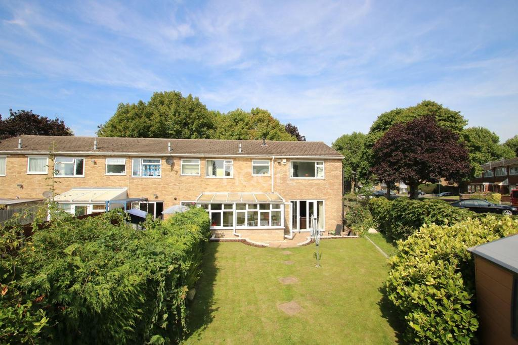 4 Bedrooms End Of Terrace House for sale in Hildenborough Crescent, Allington, Maidstone, ME16