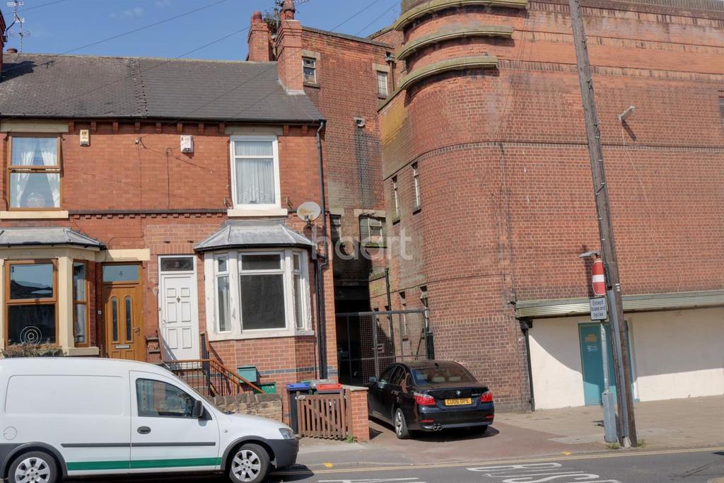 2 Bedrooms End Of Terrace House for sale in Duke Street, Hucknall