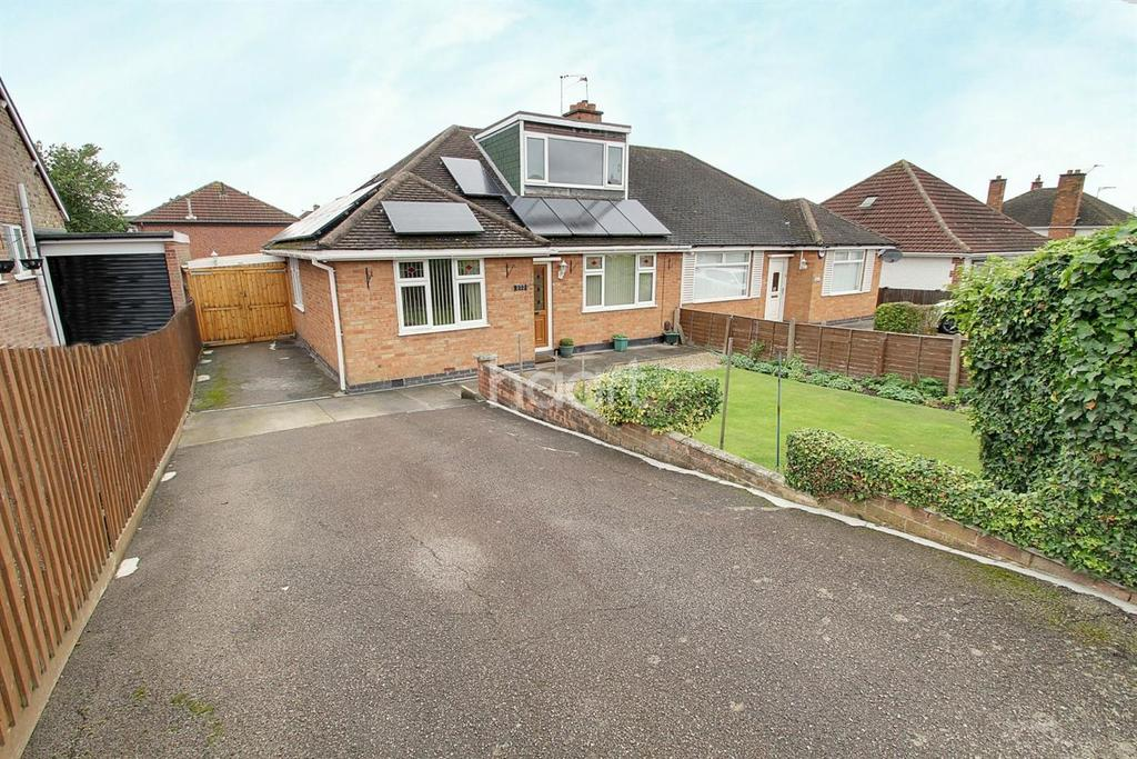 4 Bedrooms Bungalow for sale in Ocean Road, Leicester