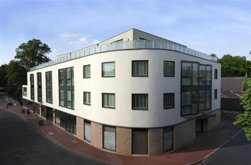 2 Bedrooms Flat for sale in Apartment, New Minster House, Bird Street, Lichfield.