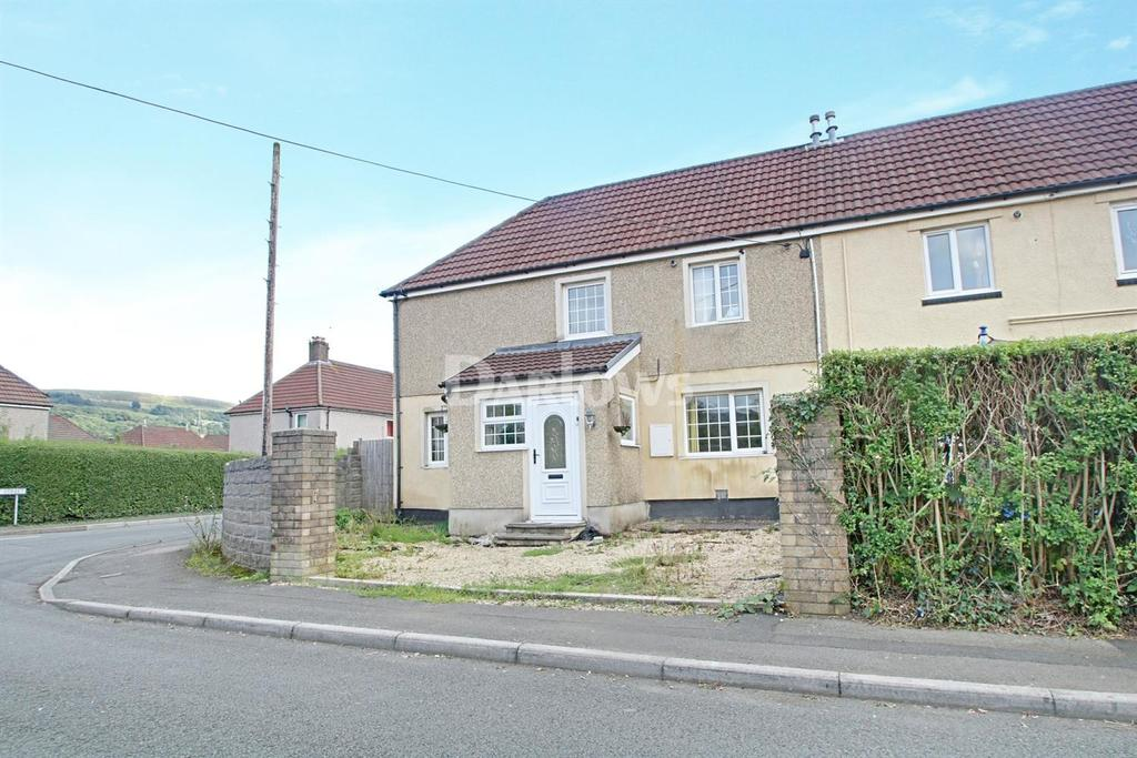 3 Bedrooms Semi Detached House for sale in Willow Street, Rhydyfelin