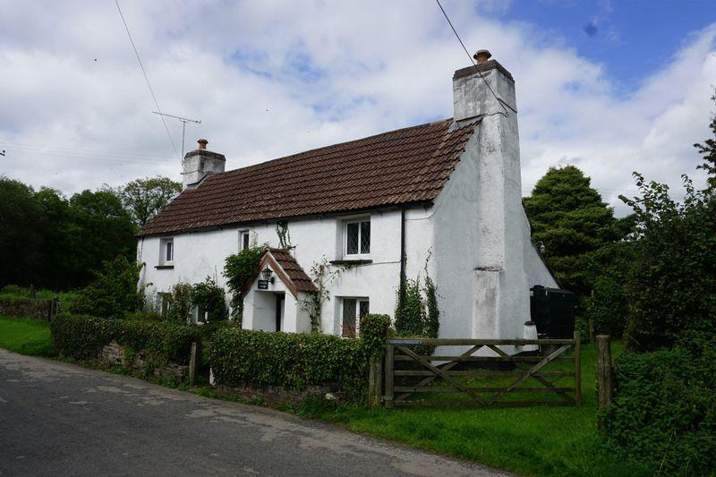 2 Bedrooms Detached House for sale in Whitehall Cottage, Old Tinhay, Lifton