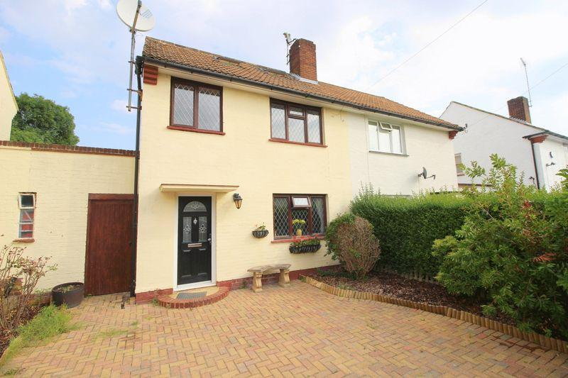3 Bedrooms Semi Detached House for sale in Pembury Crescent, Sidcup, DA14 4QD