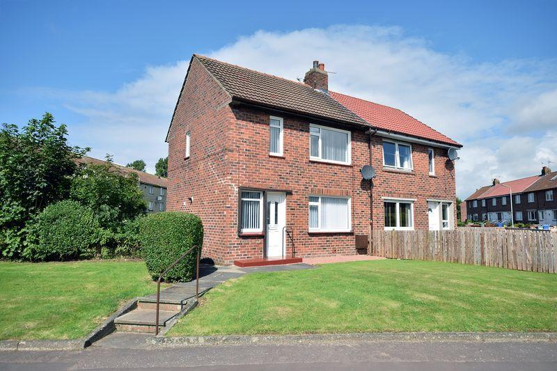 2 Bedrooms Semi-detached Villa House for sale in 149 James Campbell Road, Ayr KA8 0RZ
