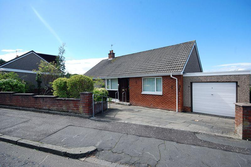 2 Bedrooms Detached Bungalow for sale in 54 Crofthead Road, Ayr, KA7 3NE