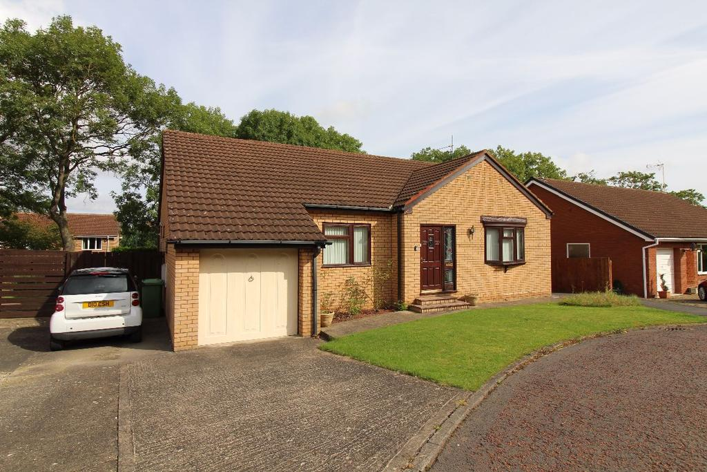 2 Bedrooms Bungalow for sale in Forresters Path, School Aycliffe