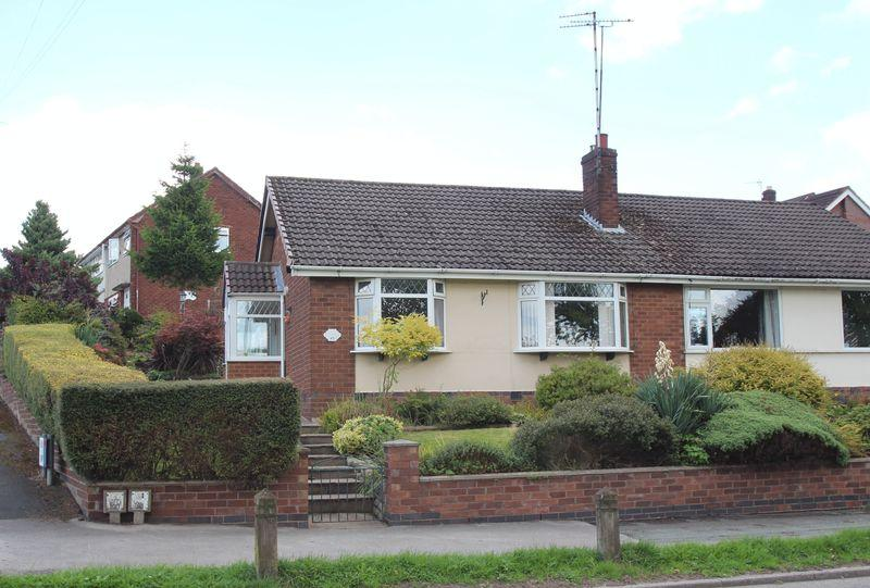 2 Bedrooms Semi Detached Bungalow for sale in Osborne Street, Bredbury