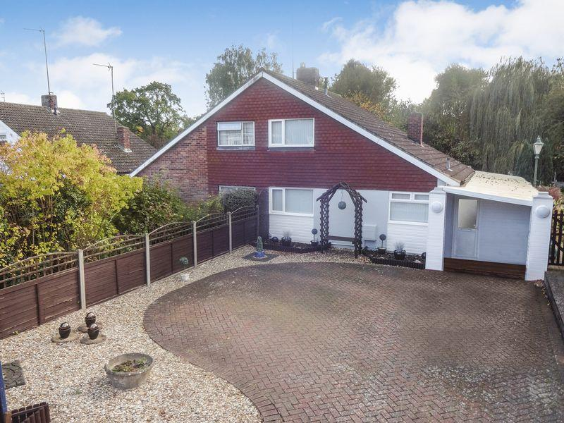 3 Bedrooms Semi Detached House for sale in Holland Road, Ampthill