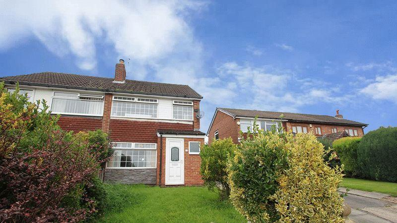 3 Bedrooms Semi Detached House for sale in Shelfield Lane, Norden, Rochdale OL11 5YD