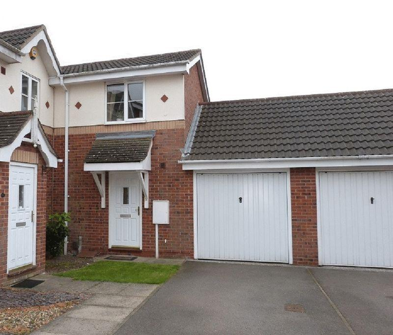 2 Bedrooms Terraced House for sale in The Firs, Syston