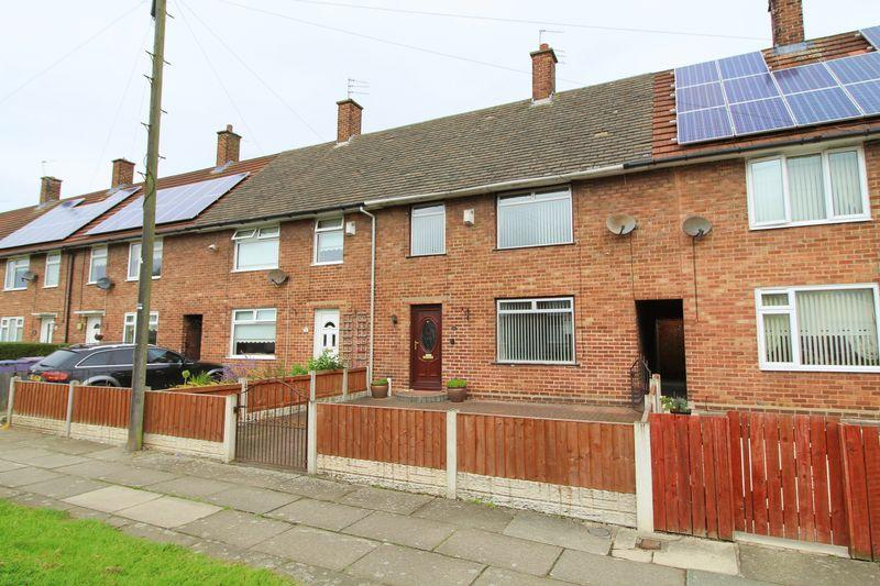 3 Bedrooms Terraced House for sale in East Millwood Road, Speke