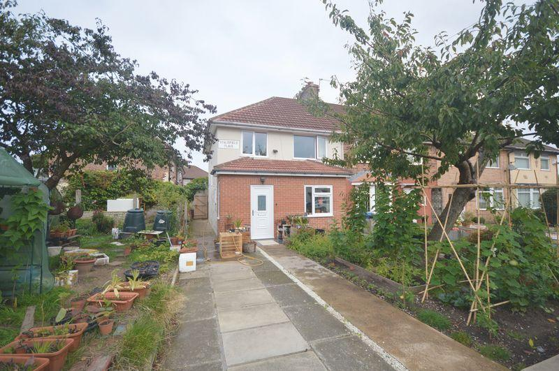 3 Bedrooms End Of Terrace House for sale in Stalisfield Place, Norris Green