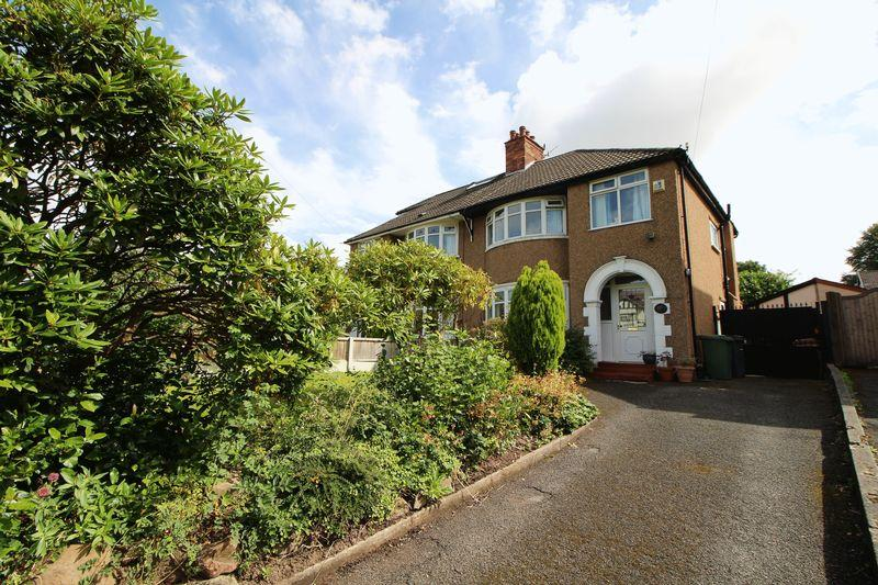 3 Bedrooms Semi Detached House for sale in Higher Bebington Road, Bebington