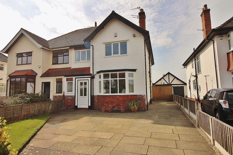 3 Bedrooms Semi Detached House for sale in Welwyn Avenue, Ainsdale