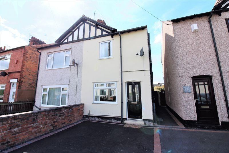 3 Bedrooms Semi Detached House for sale in Victoria Road, Chester