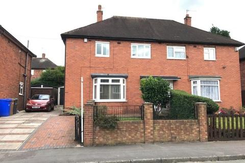 3 bedroom semi-detached house to rent - Mallorie Road, Stoke-on-Trent