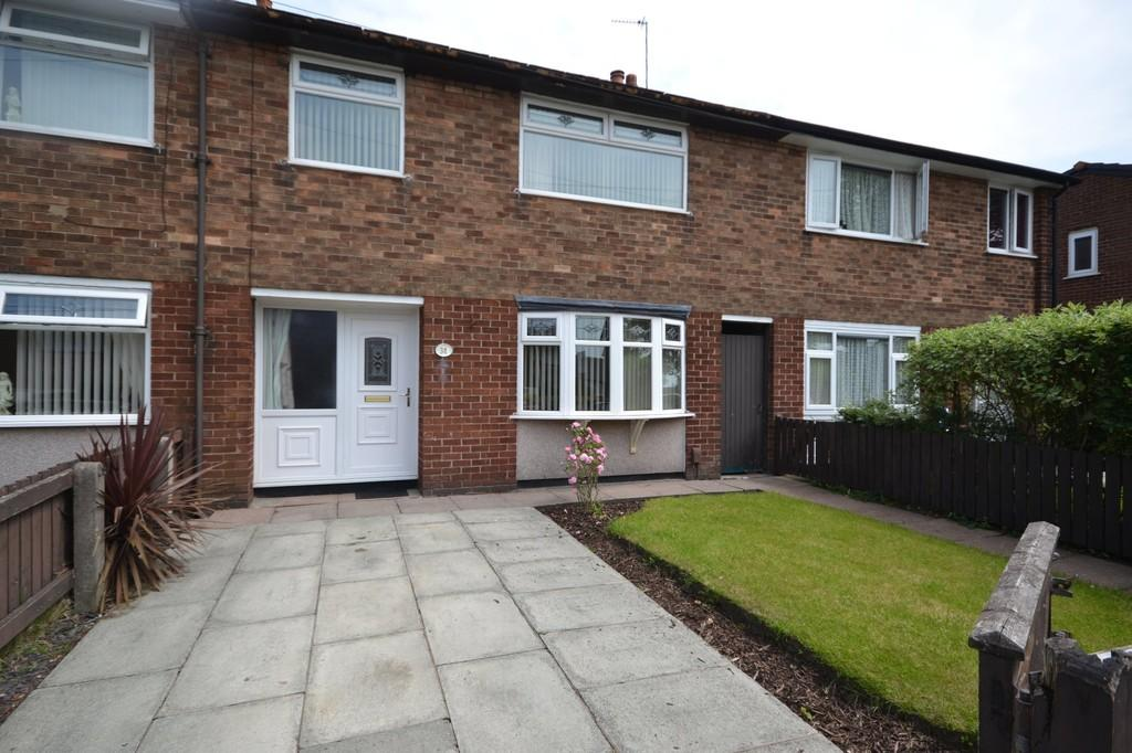 3 Bedrooms Terraced House for sale in Canberra Avenue, Thatto Heath, St. Helens
