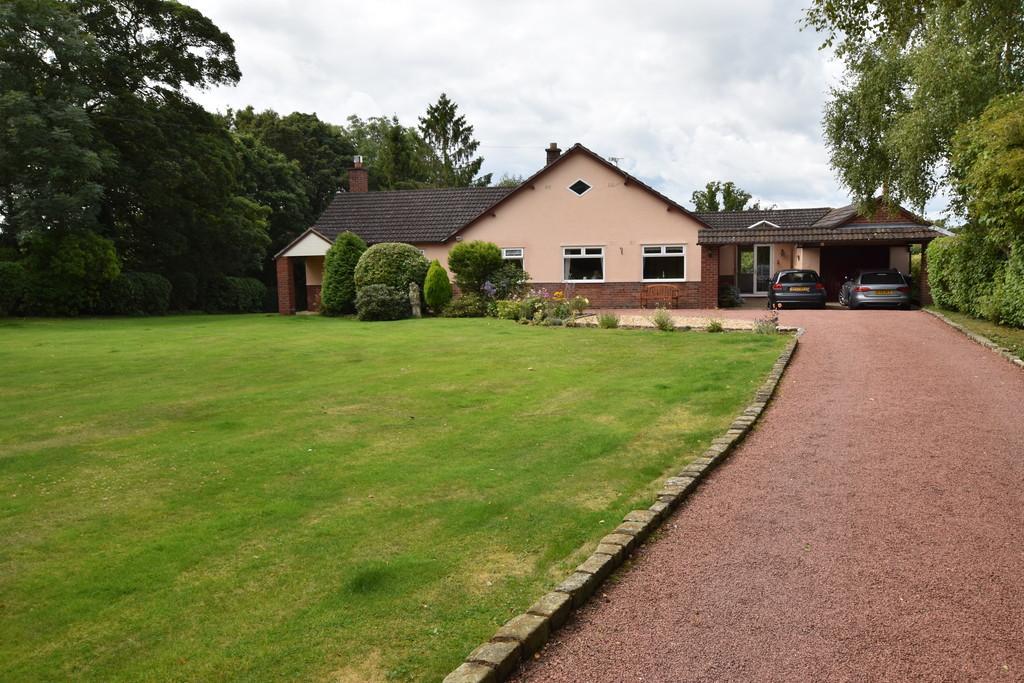 3 Bedrooms Detached Bungalow for sale in Grange Lane, Tilston