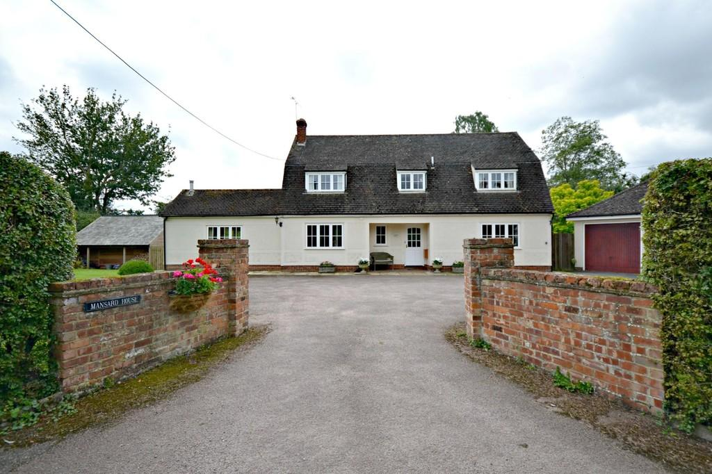 5 Bedrooms Detached House for sale in Hempstead, Saffron Walden