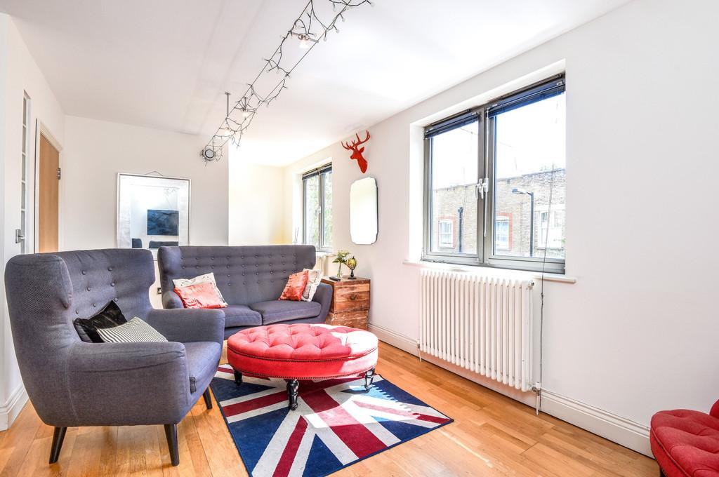 2 Bedrooms Apartment Flat for sale in Park View Apartments, Banyard Road, SE16